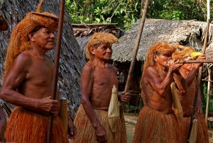 Amazon Rainforest Indigenous Tribes