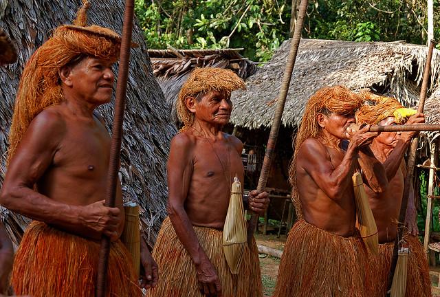 Amazon Rainforest Indigenous Tribes - Save the Amazon Rainforest