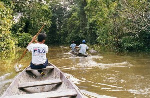 amazon river conservation